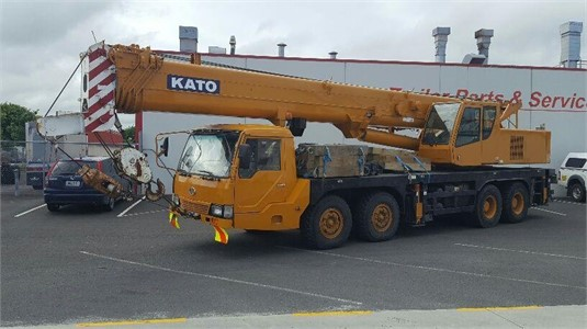 2009 Kato NK550 VR - Heavy Machinery for Sale