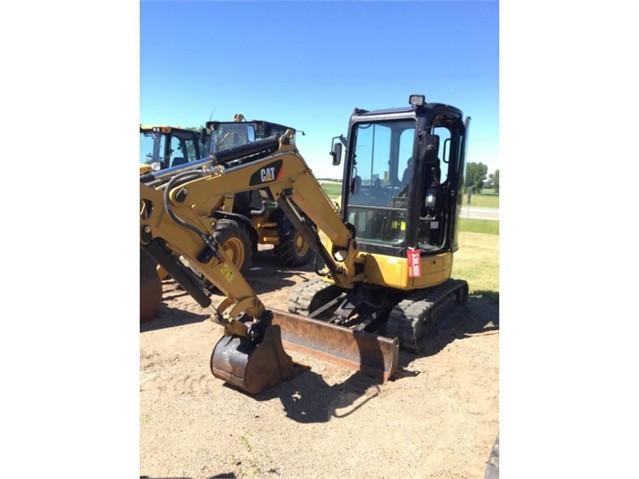 2015 CAT 303E CR For Sale In WILLMAR, Minnesota