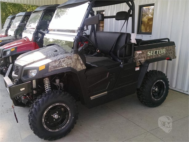 HISUN SECTOR 750 Utility Vehicles For Sale - 3 Listings