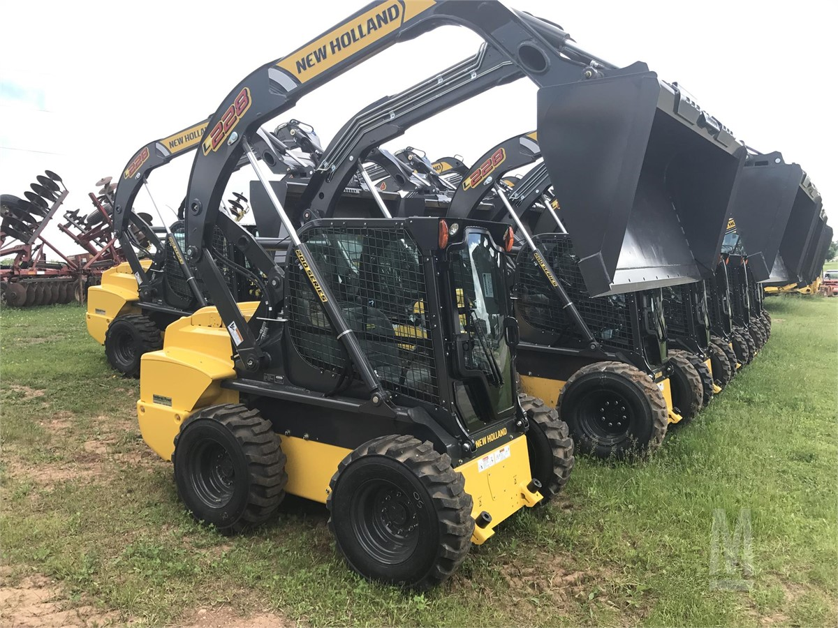 2017 NEW HOLLAND L228 For Sale In Appleton, Wisconsin