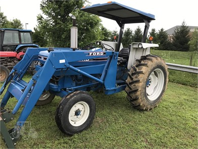 reputable site b393c cf14d FORD 4610 at TractorHouse.com