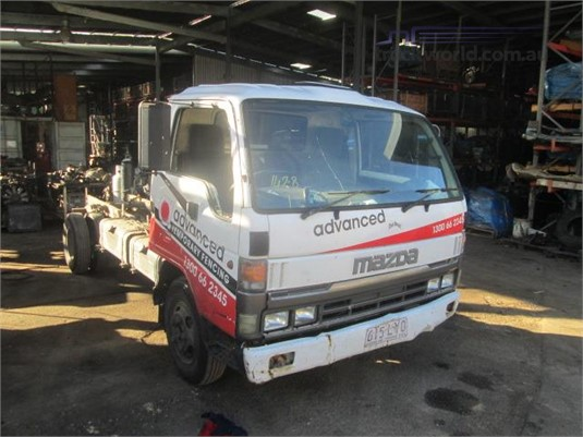 1996 Mazda T4000 - Wrecking for Sale