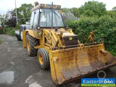 Used 1986 JCB 3CX For Sale in Barnstaple, United Kingdom (ID