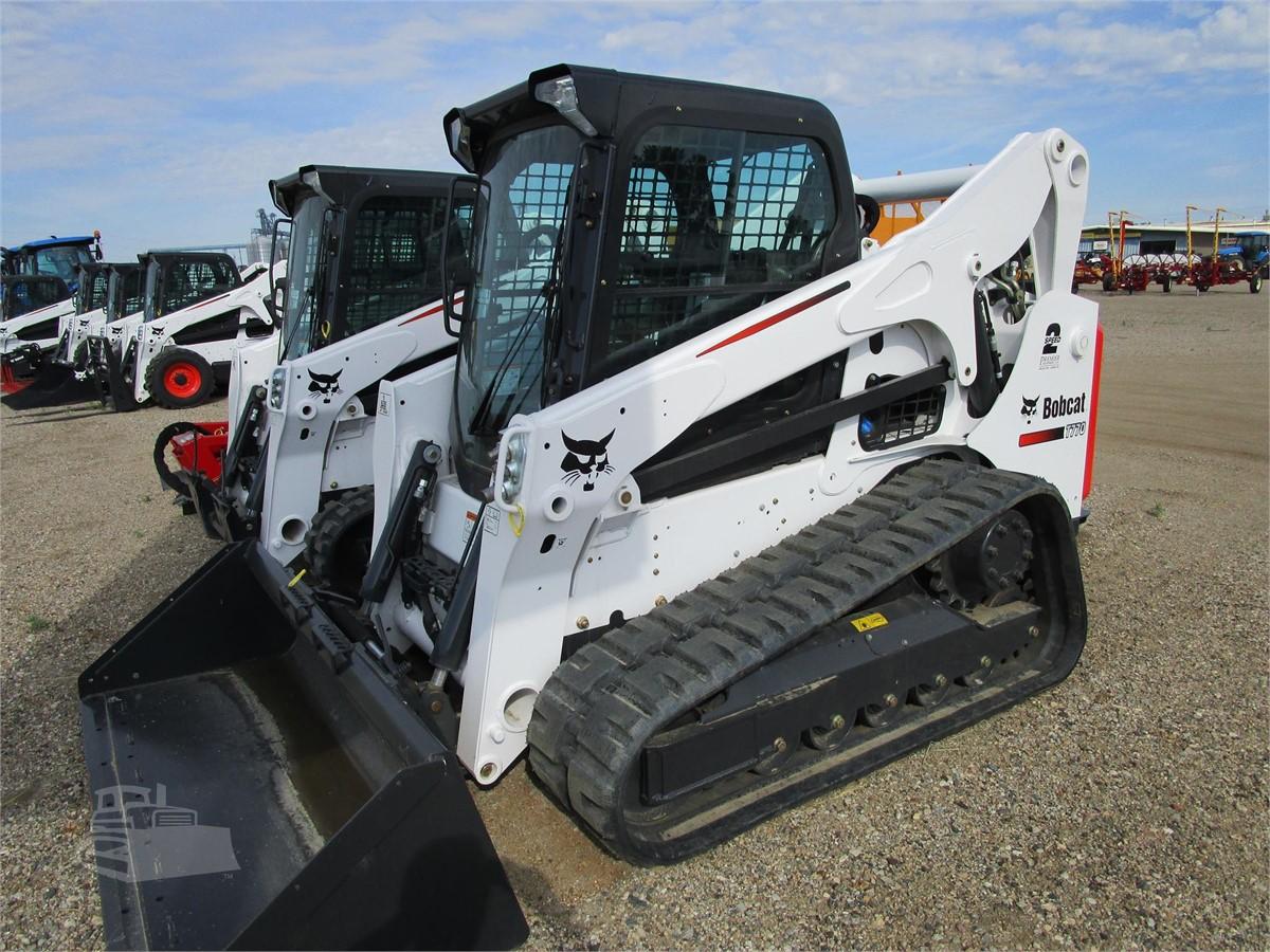 2016 Bobcat T770 For Sale In Huron South Dakota Palomino Niel Hand Bag Abu
