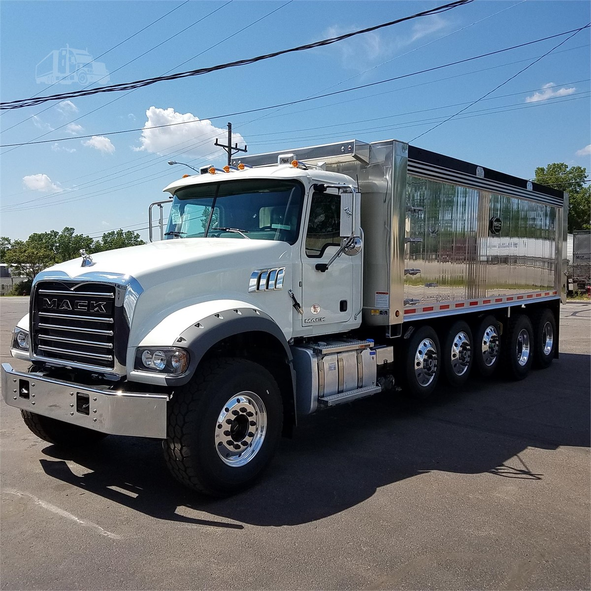 Pickup Trucks 2019: 2019 MACK GRANITE GU713 For Sale In Canton, Ohio