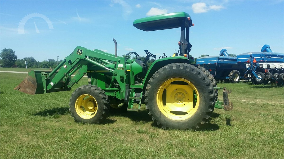 John Deere 6410 Battery Size Image Of Deer Wiring Diagram Auctiontime 2000 Auction Results