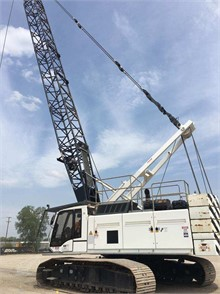 Crawler Cranes For Sale By American State Equipment Co , Inc  - 13