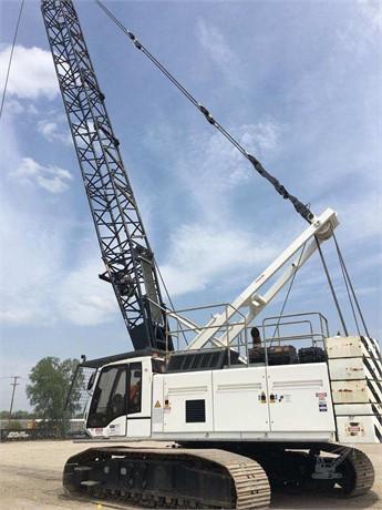 LIEBHERR HS855HD Crawler Cranes For Sale - 5 Listings