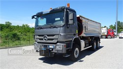 Mercedes-benz Actros 3351  used