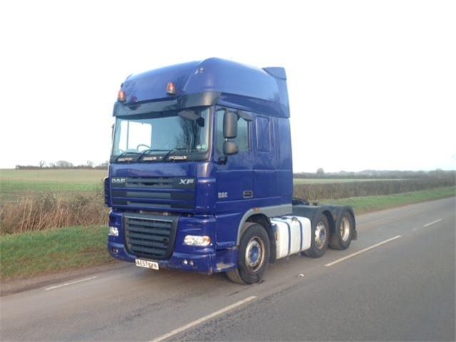 2007 DAF XF105.460 at TruckLocator.ie