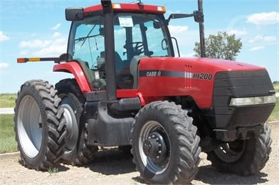 CASE IH MX200 Online Auction Results - 11 Listings | AuctionTime com