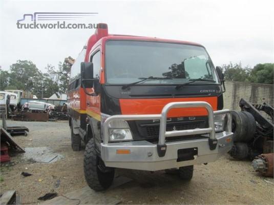 2012 Mitsubishi Fuso FG - Trucks for Sale