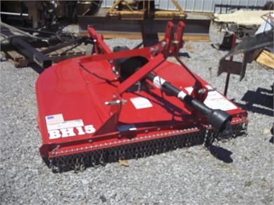 BUSH HOG BH15 For Sale - 39 Listings | TractorHouse com