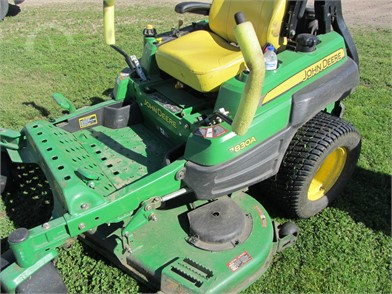 JOHN DEERE Z830A Online Auction Results - 9 Listings