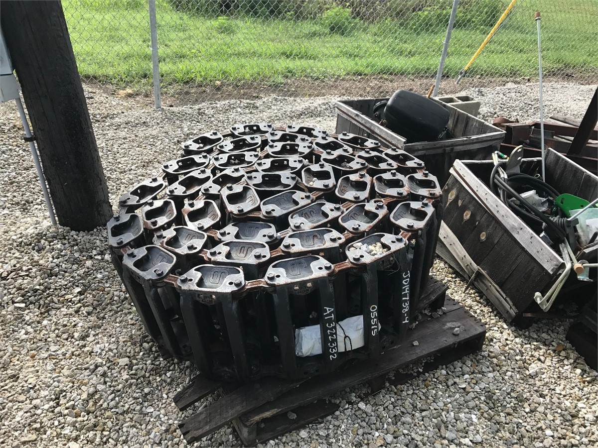 Auctiontime Com 2015 Grouser Undercarriage Track Groups Auction