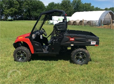 TORO Utility Vehicles Auction Results - 12 Listings