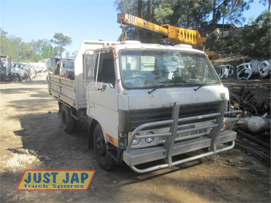 1980 Mazda T3500 Just Jap Truck Spares  - Trucks for Sale