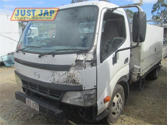2005 Hino 300 Series 616 Just Jap Truck Spares - Trucks for Sale