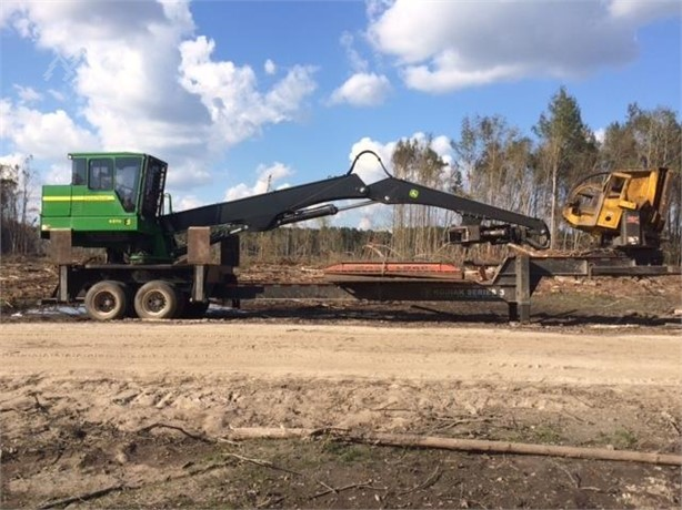 DEERE 437D Forestry Equipment For Sale - 22 Listings