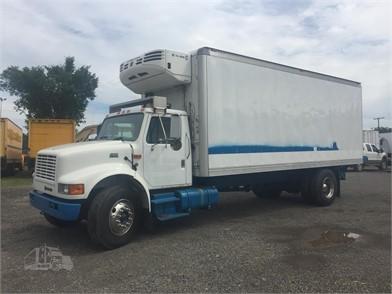Reefer Van Trucks / Straight Trucks For Sale - 788 Listings