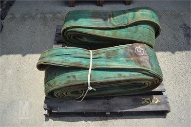 1b9e610e1972 PALLET OF (2) LARGE NYLON STRAPS Other Auction Results - 1 Listings ...