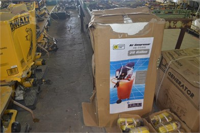 CF 20 GALLON AIR COMPRESSOR Other Auction Results - 1