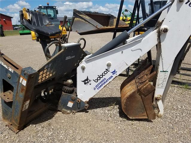 AuctionTime com | BOBCAT 709 Backhoes Auction Results