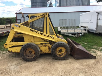 NEW HOLLAND L775 Auction Results - 7 Listings | MachineryTrader com