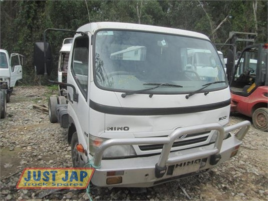 2008 Hino DUTRO 125ST Just Jap Truck Spares - Trucks for Sale