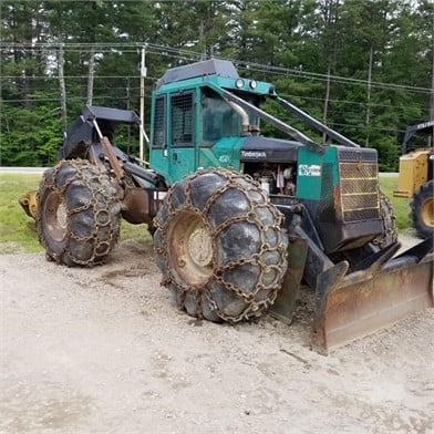 TIMBERJACK 450C For Sale In USA - 2 Listings | MachineryTrader com