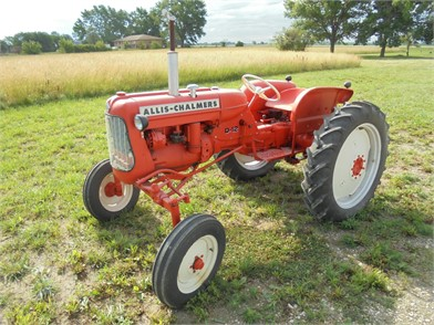 ALLIS-CHALMERS D12 Auction Results - 20 Listings