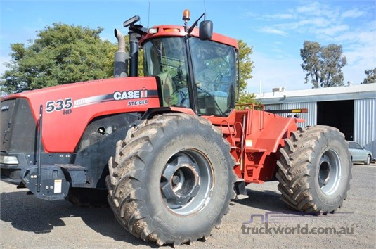 0 Case Ih Steiger 535 HD Farm Machinery for Sale