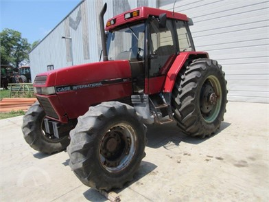 100 HP To 174 HP Tractors Online Auction Results - August 9, 2017