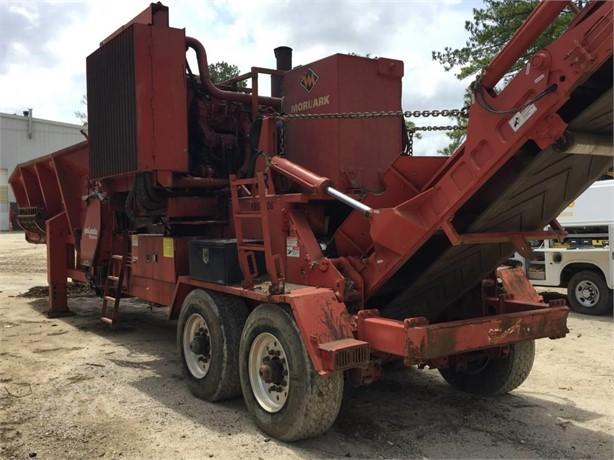 MORBARK Horizontal Grinders Logging Equipment For Sale - 112