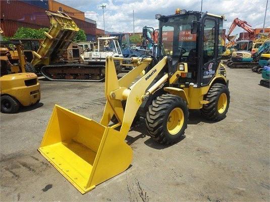 0 Komatsu WA50-6 - Heavy Machinery for Sale