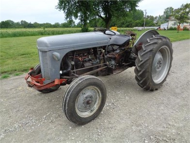 FERGUSON TO30 Auction Results - 20 Listings   TractorHouse com
