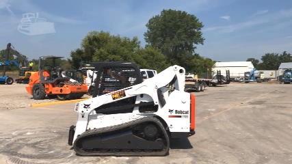 2013 BOBCAT T750 For Sale In Des Moines, Iowa
