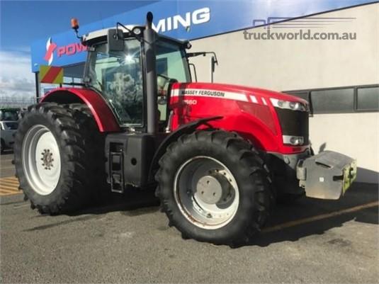 Dealer Used Farm Machinery Sales in Australia - TruckWorld