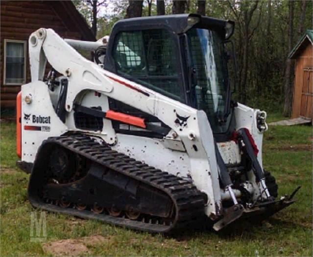 2012 BOBCAT T750 For Sale In Evart, Michigan