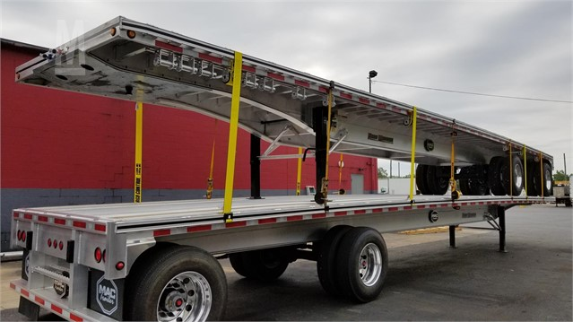 2019 MAC TRAILER MFG FLATBED For Sale In Leesport, Pennsylvania