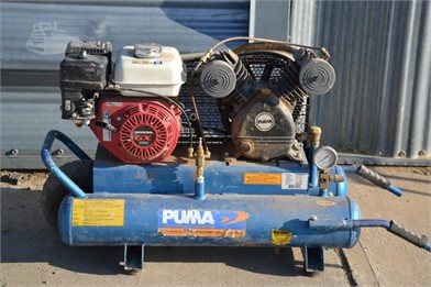 31ba1b735aa839 PUMA Air Compressors Auction Results - 19 Listings | MachineryTrader ...