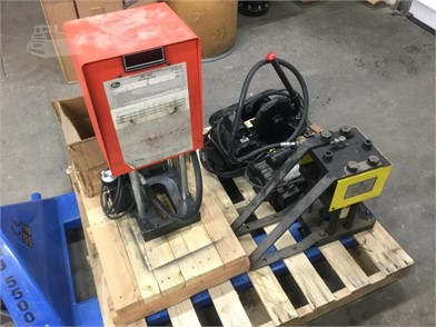 GATES HYD HOSE CRIMPER PC707 Auction Results - 1 Listings ... on