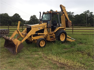 CATERPILLAR 416 Auction Results - 987 Listings | MachineryTrader com
