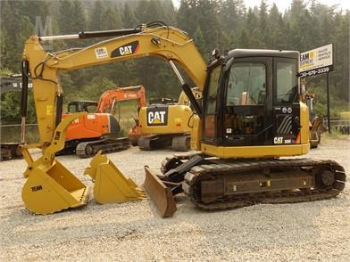 Crawler Excavators For Sale In British Columbia, Canada - 201