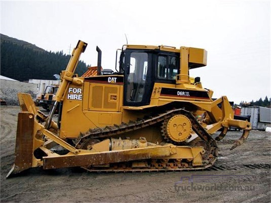 2002 Caterpillar D6R DS XL - Heavy Machinery for Sale