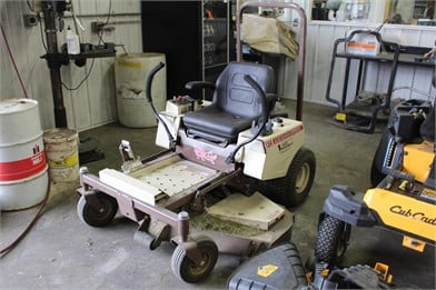 GRASSHOPPER Zero Turn Lawn Mowers Auction Results - 90 Listings