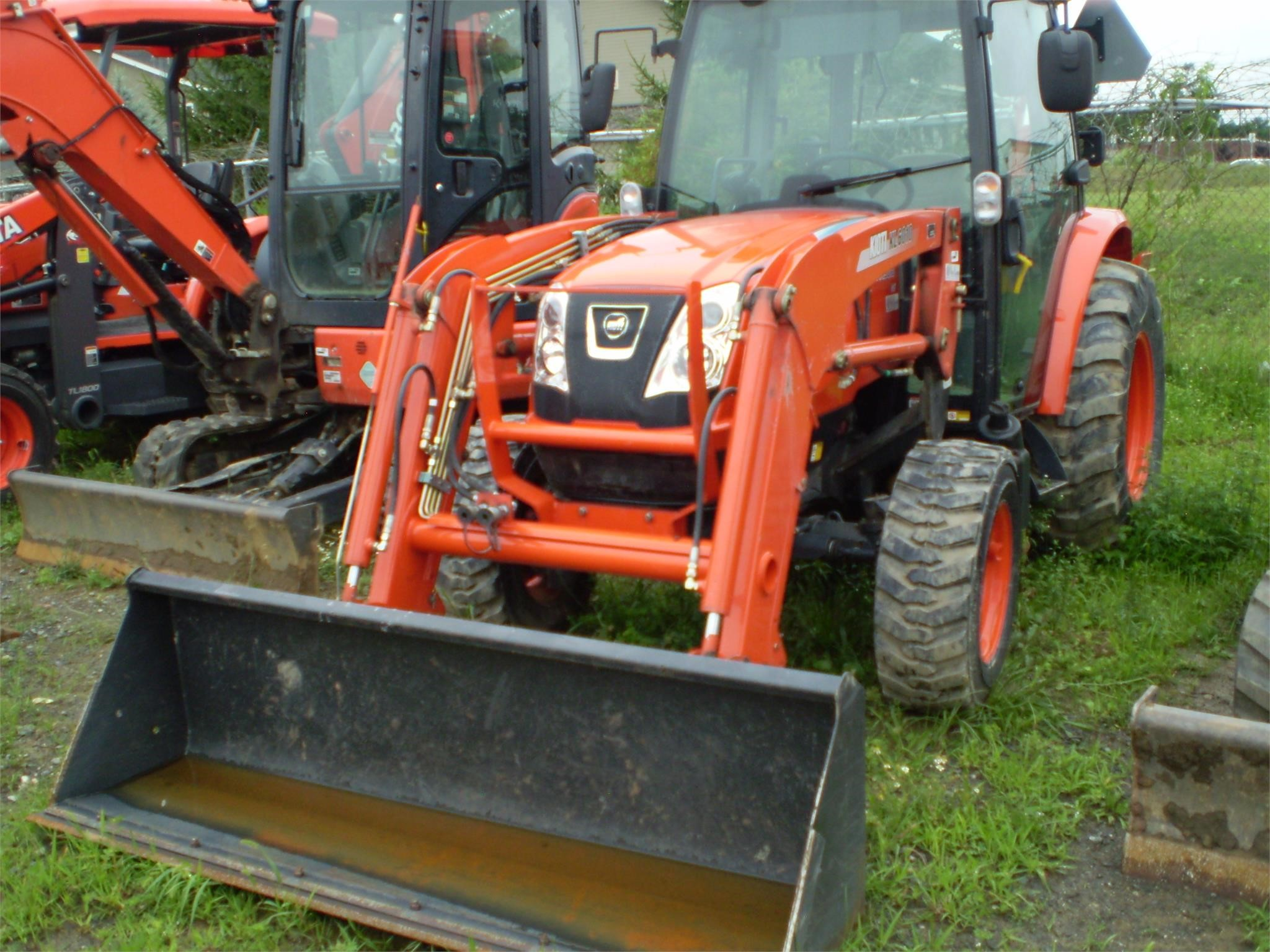 All KIOTI Agricultural Equipment for Sale :: Construction