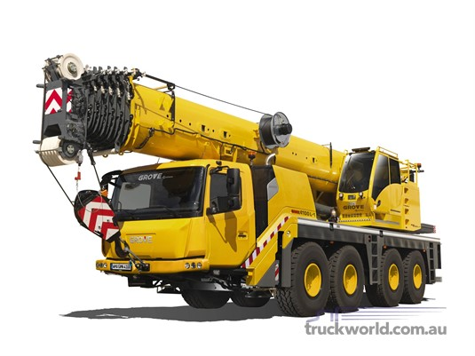 0 Grove GMK4100L-1 Heavy Machinery for Sale