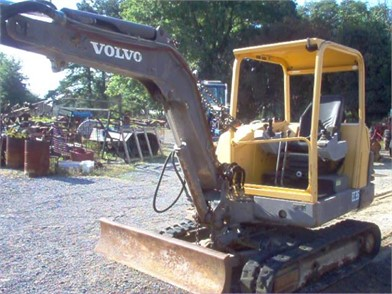 VOLVO Excavators Auction Results - 74 Listings | AuctionTime com