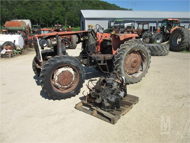 ALLIS-CHALMERS 6080 Dismantled Machines - 40 Listings